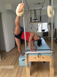 ''Ballet Stretch'', Zoé Allaire-Bourgie, Gymnix